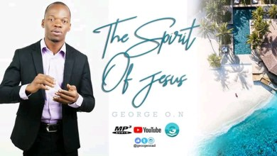 The Spirit of Jesus teaching by George Nnadozie
