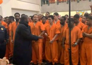 Harris County Jail for Jesus with Kanye West | Video