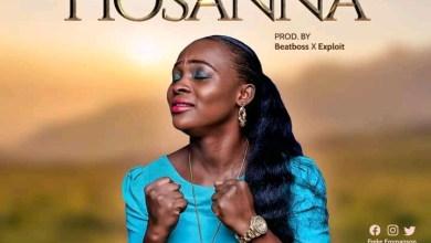 Hosanna by Freke Emmanson mp3 download