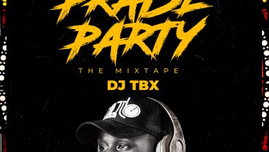 Praise Party Mixtape by DJ TBX