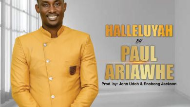 Halleluyah by Paul Ariawhe