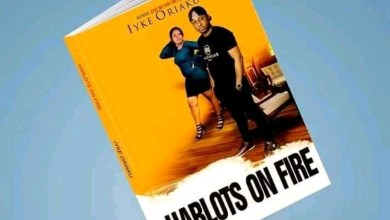 Harlots On Fire by Iyke Oriaku pdf download