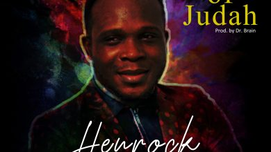 Lion of Judah by HenRock