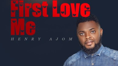 First Love Me by Henry Ajom