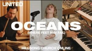 Oceans (Where Feet May Fail) by Hillsong United