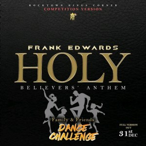 Win #500000 in the HOLY by FRANK EDWARD Dance Challenge Competition