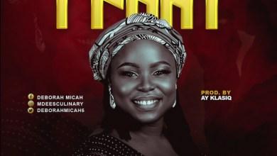 Deborah Micah I pray mp3 download by Deborah Micah