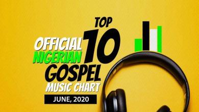IACMP Official Nigerian Gospel Music Top 10 Chart [June 2020]