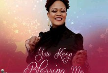You Keep Blessing Me by Jenne De Blessed