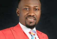 Apst. Johnson Suleman - Giving Is For The Needy Not The Greedy.
