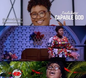 Capable God by Judikay official music video