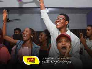 Kaydeegospel shares story behind gratitude concert and reveals new album title