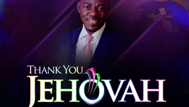 Thank You Jehovah by Kelvin Ogidi