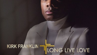 Strong God by Kirk Franklin