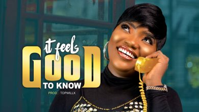 It Feels good to know by Laba Praise