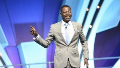 Pastor Sam Adeyemi - Looters And Destroyers Were Not Part Of #EndSARS Movement