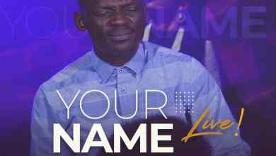 Your Name by Manus Akpanke