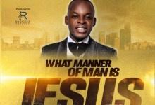 What Manner of Man Is Jesus by Mark Miracle