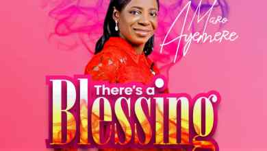 There's A Blessing by Maro Ayemere
