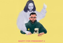 Marty For President 2 by Social Club Misfits