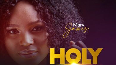Holy Spirit by Mary James