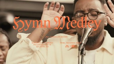 Hymns Medley by Maverick City and Chandler Moore