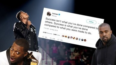 Should we be expecting a Lecrae Kanye West Collabo