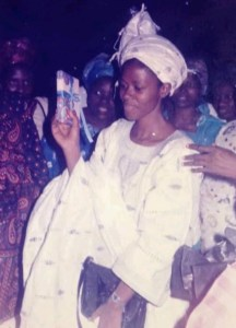 Mike Bamiloye Celebrates His Wife Gloria On Their 32nd, Shares Story Of How Gloria Stood By & Accepted To Marry Him Even When He Was Jobless & Broke