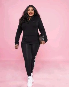 Min Tracy Tolota bags ambassadorial deal with fitness brand