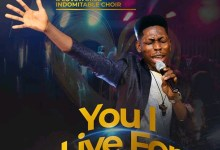 You I Live For by Moses Bliss