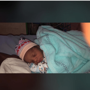 Okey Sokay & Wife Recount Birth Story as they welcome a baby boy