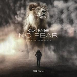 No Fear by Ola'Sage