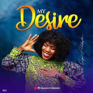 My Desire by Ope Alabaster