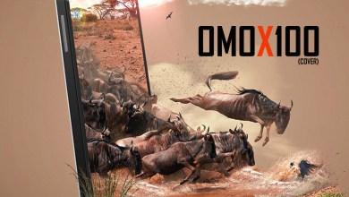 Omo x100 (Cover) by Ova Skillz