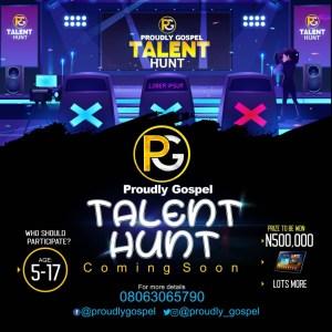Proudly Gospel Communication Preps For Talent Hunt.