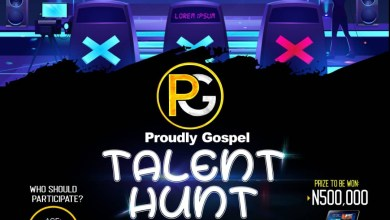 Proudly Gospel Communication Preps For Talent Hunt.