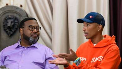 "Pharrell Williams and Netflix Joins Forces For A Gospel Series ""Voices Of Fire"""