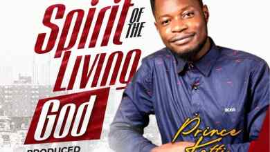 Spirit Of The Living God by Prince Koffi