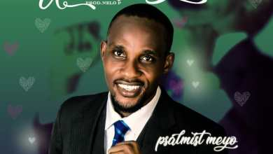 Ultimate Lover by Psalmist Meyo