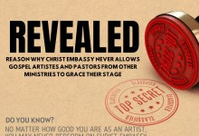 Revealed: Reason Why Christ Embassy Never Allows Gospel Artistes & Pastors From Other Ministries To Grace Their Stage