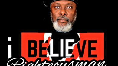 I Believe by Righteous Man