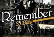 Remember by S.Gold