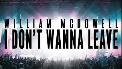 I Don't Wanna Leave by William McDowell mp3 download