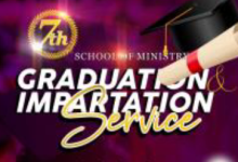 School of Ministry 2019 Graduation Service message by Apostle Joshua Selman Nimmak