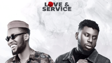 Love & Service: A Joint EP from A Mose & Echow Clay.