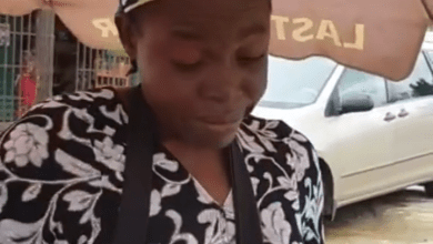 Leke Adeboye Gifts Corn Seller Money After Spotting Her Pray Over Her Charcoal Pot