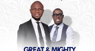 Great And Mighty God by Peter John and Ema Onyx