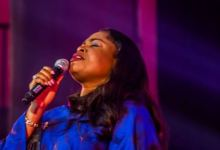 All I See Is You (Acoustic Version) by Sinach
