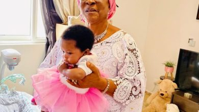 Sinach Celebrates Lookalike Mum On Her Birthday (Photos)