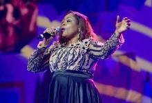 You I Live For (Acoustic Version) by Sinach